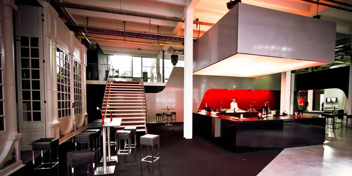 Restaurant & Mezzanine -
